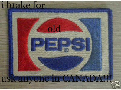 AN OLD PEPSI SIGN!!!